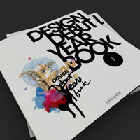 каталог конкурса Design Debut Year Book #1/2012